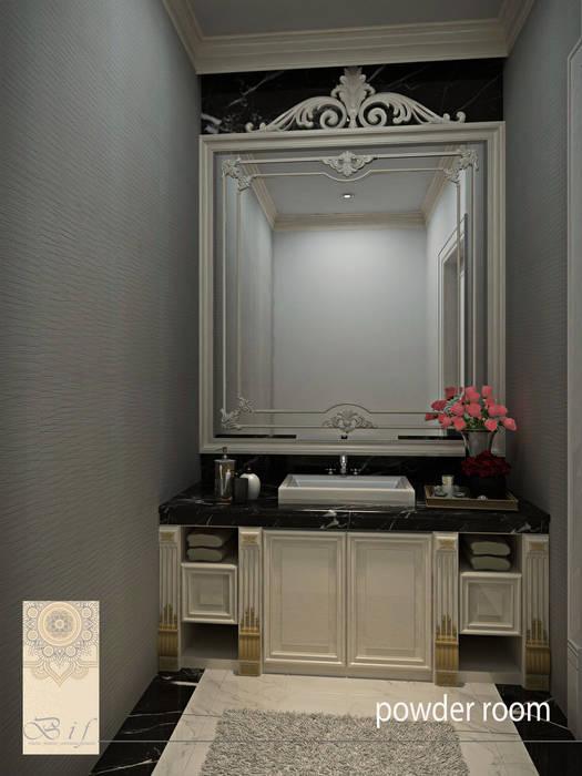 Classic style bathroom by Studio Ardhyaksa Classic