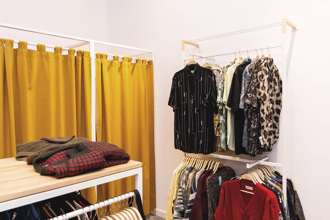 Mobiliario Sustrai: Oficinas y tiendas de estilo  de nowheresoon