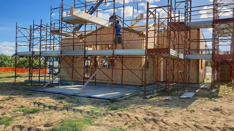 Casa in Legno di Avantgarde Construct Luxury Srl Classico