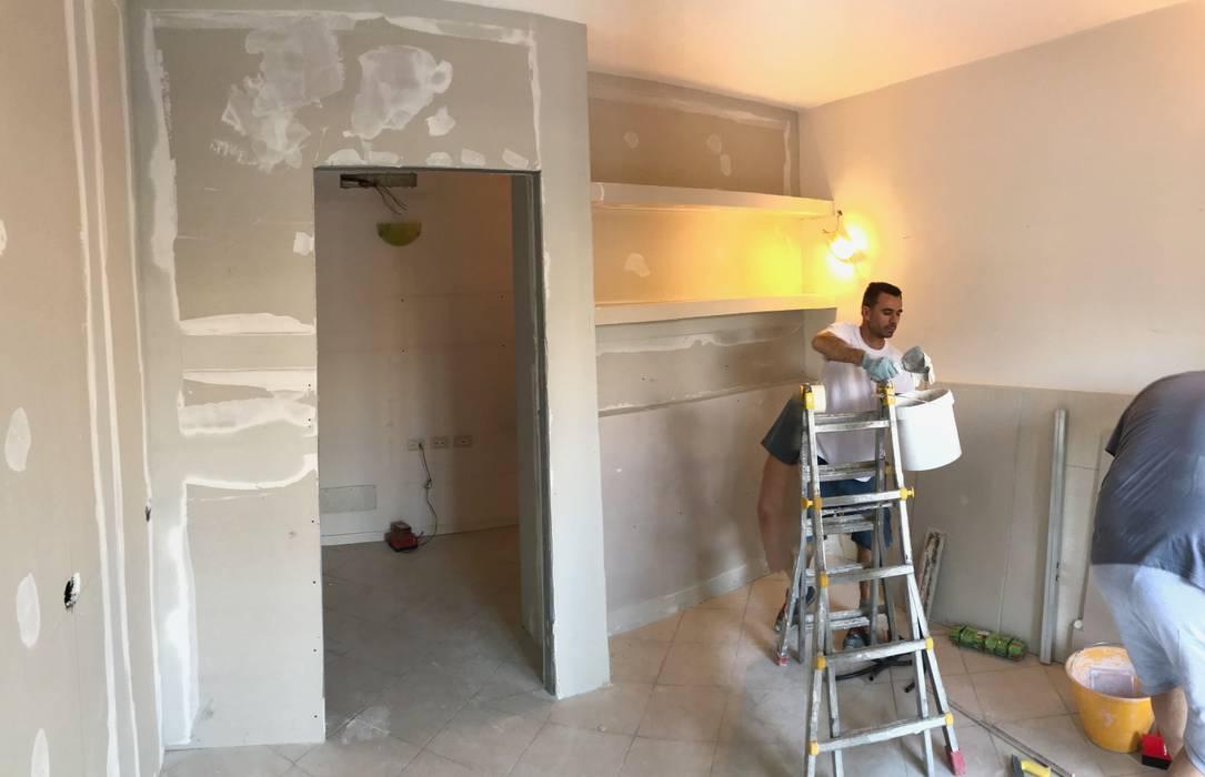 studio G70_architetti Спальня