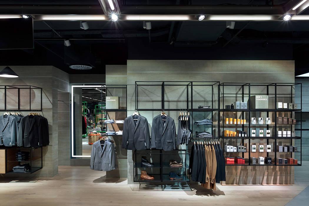 Shopping Centres by DITTEL ARCHITEKTEN GMBH, Classic