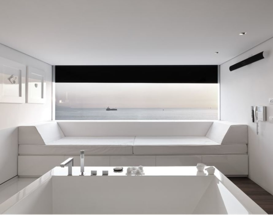 giovanni francesco frascino architetto Minimalist living room