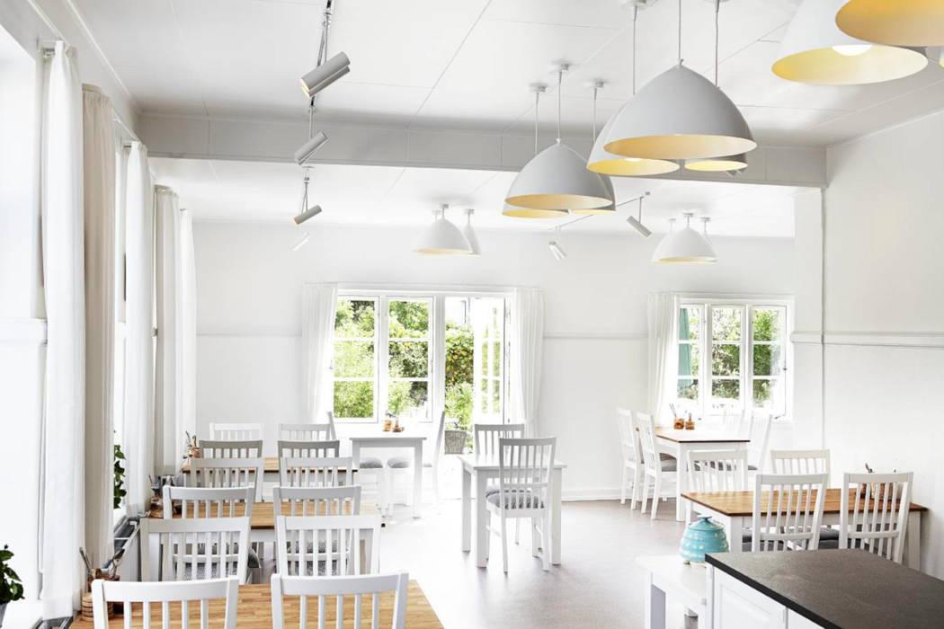 Illuminazione e luci led in architettura u al bar etna