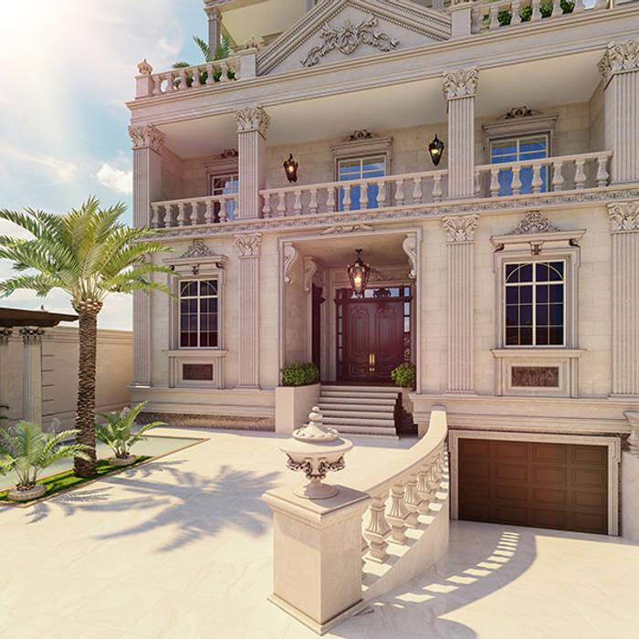 Exquisite Exterior Design : classic  by Luxury Antonovich Design, Classic