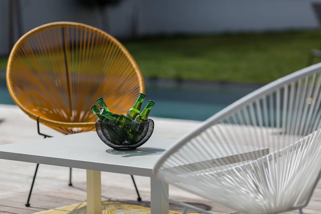 Modern Terrace by Pixiflat Modern