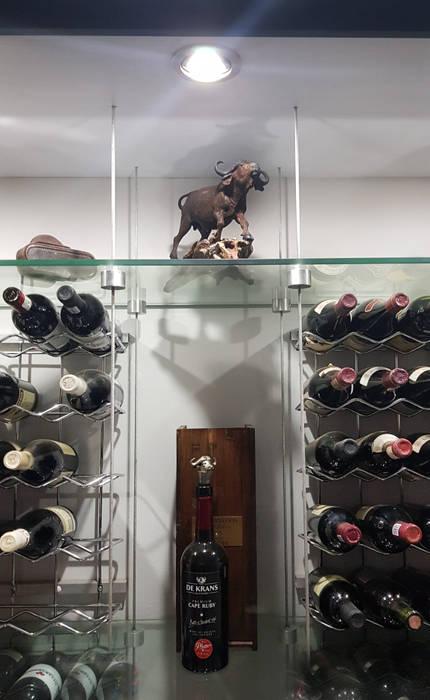 Wine cellar by ilisi   Interior Architectural Design,