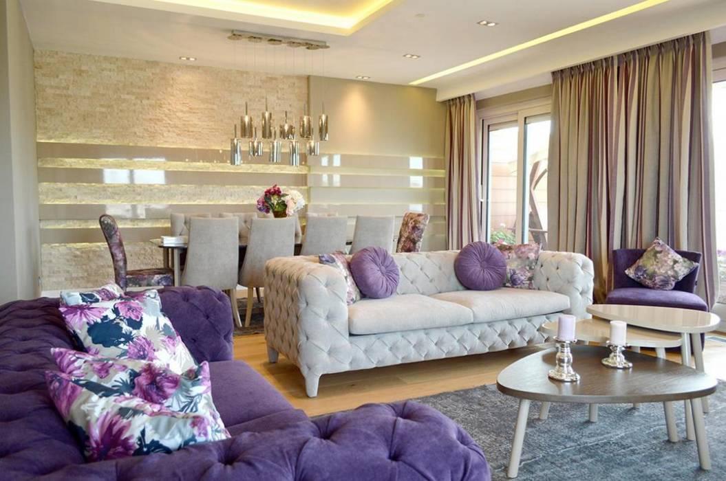 Modern Living Room by Macitler Mobilya Modern