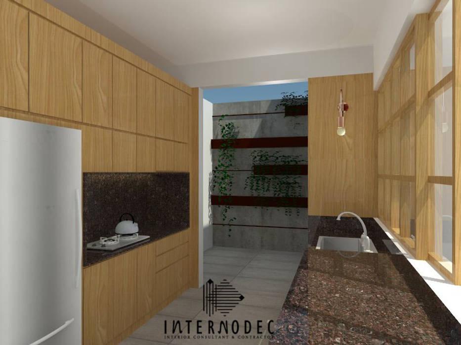 Kitchen by Internodec Minimalist