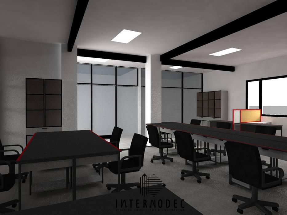 Area Staff Kantor & Toko Modern Oleh Internodec Modern