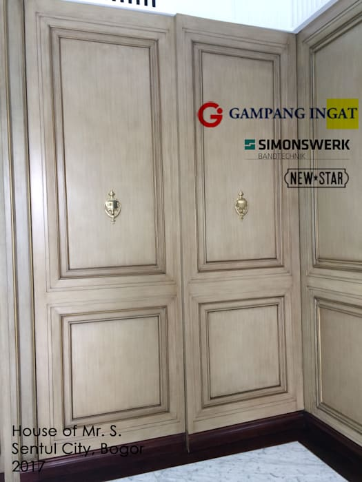Hidden Door (Pintu Rahasia) Gampang Ingat Windows & doors Doors