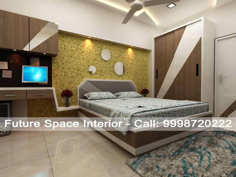 Bedroom Design Ideas Future Space Interior Modern Bedroom Homify
