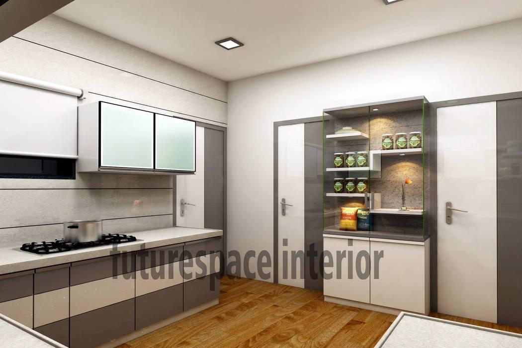 Kitchen Design Ideas Modern Kitchen By Future Space Interior Modern Homify