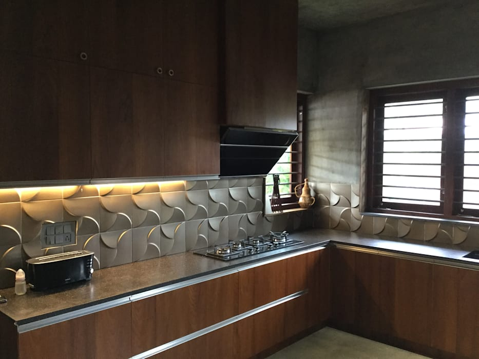 Muebles de cocinas de estilo  por Studio Nirvana,