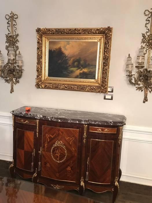 NADIA .Gallery Sala da pranzoAccessori & Decorazioni Legno Marrone