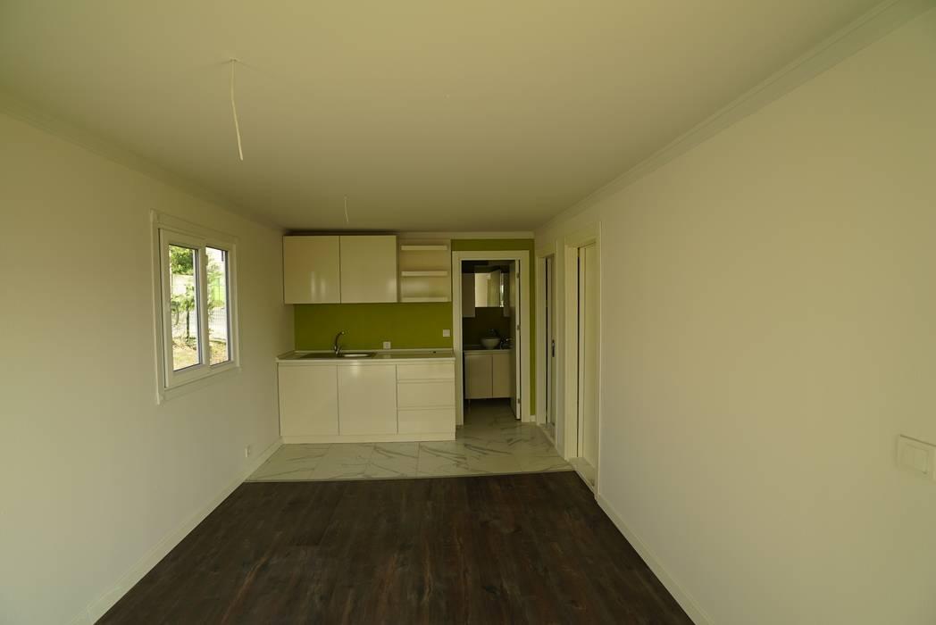 MOVİ evleri – MOVİ 2+1 MOBİL EV :  tarz Küçük Evler