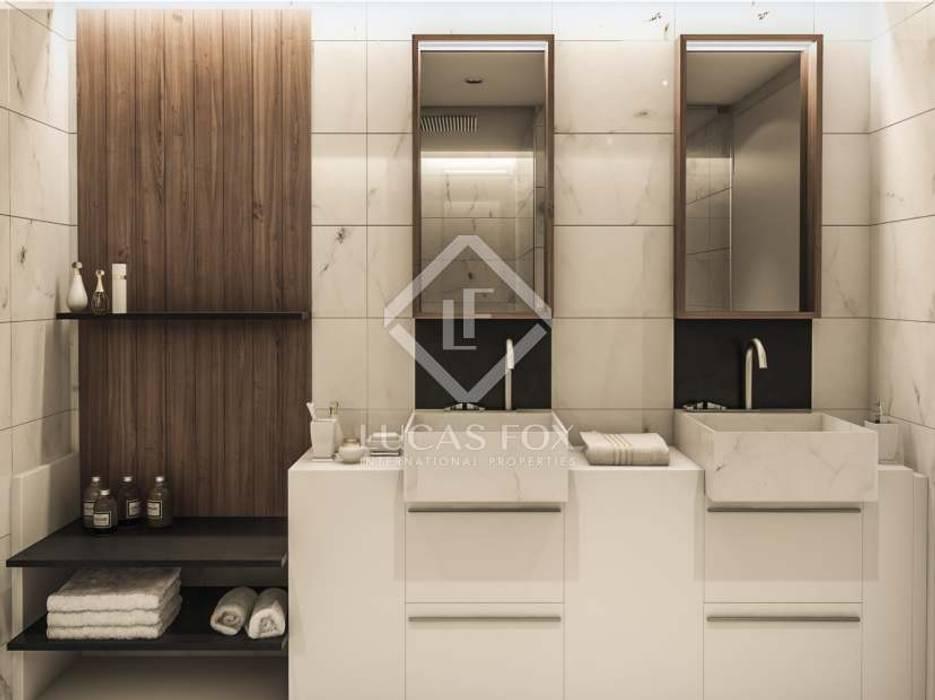 :  حمام تنفيذ Lucas Fox International Properties