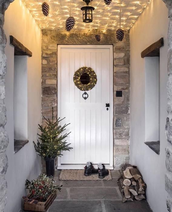 Pintu oleh Federica Rossi Interior Designer, Klasik