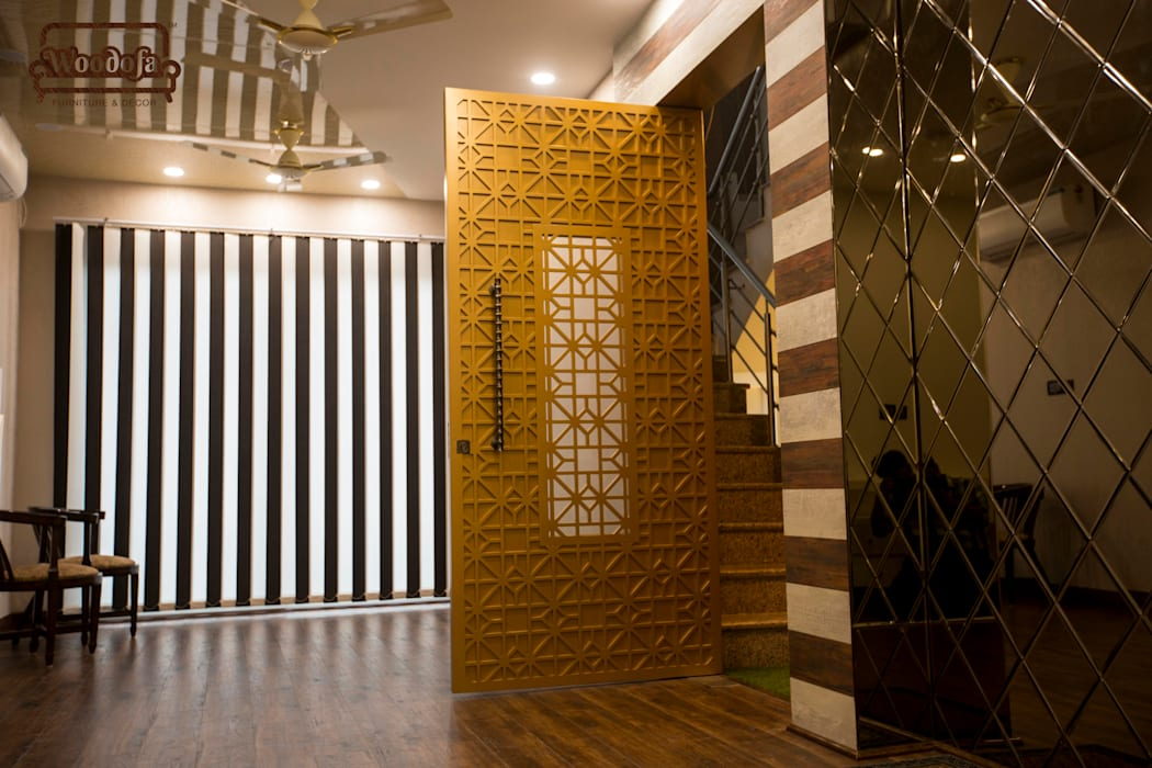 Doors by homify, Modern