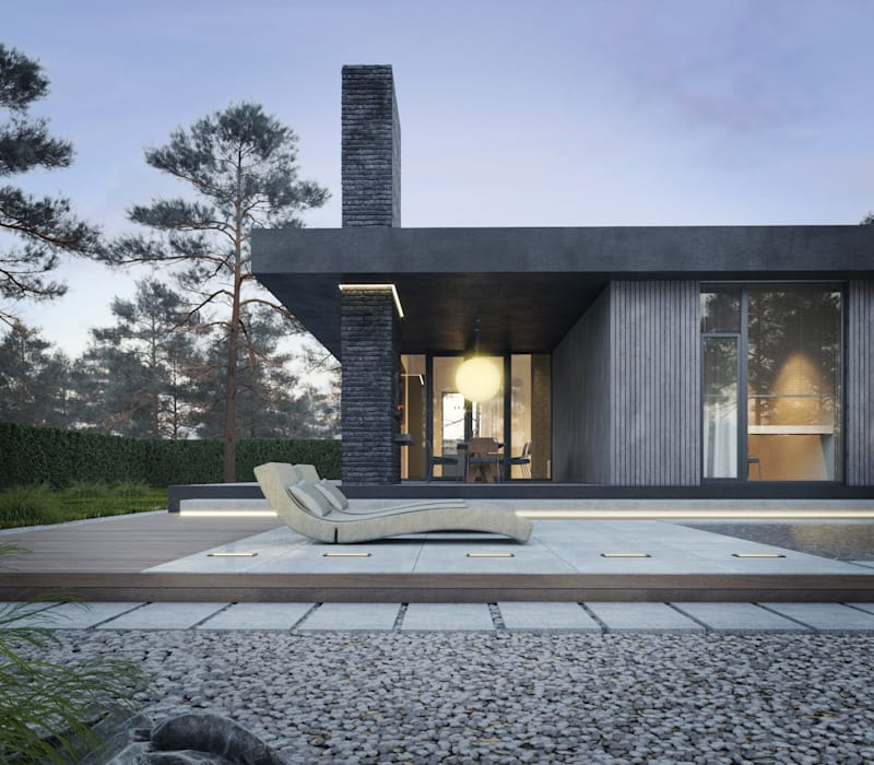 Small houses by Need Design