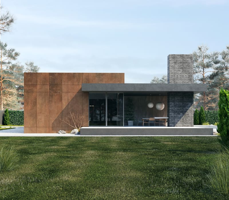 Small houses by Need Design, Modern