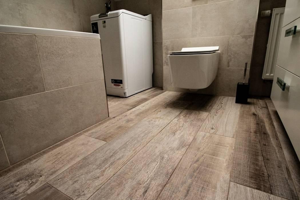 Badezimmer mit dachschräge: badezimmer von bad campioni ...