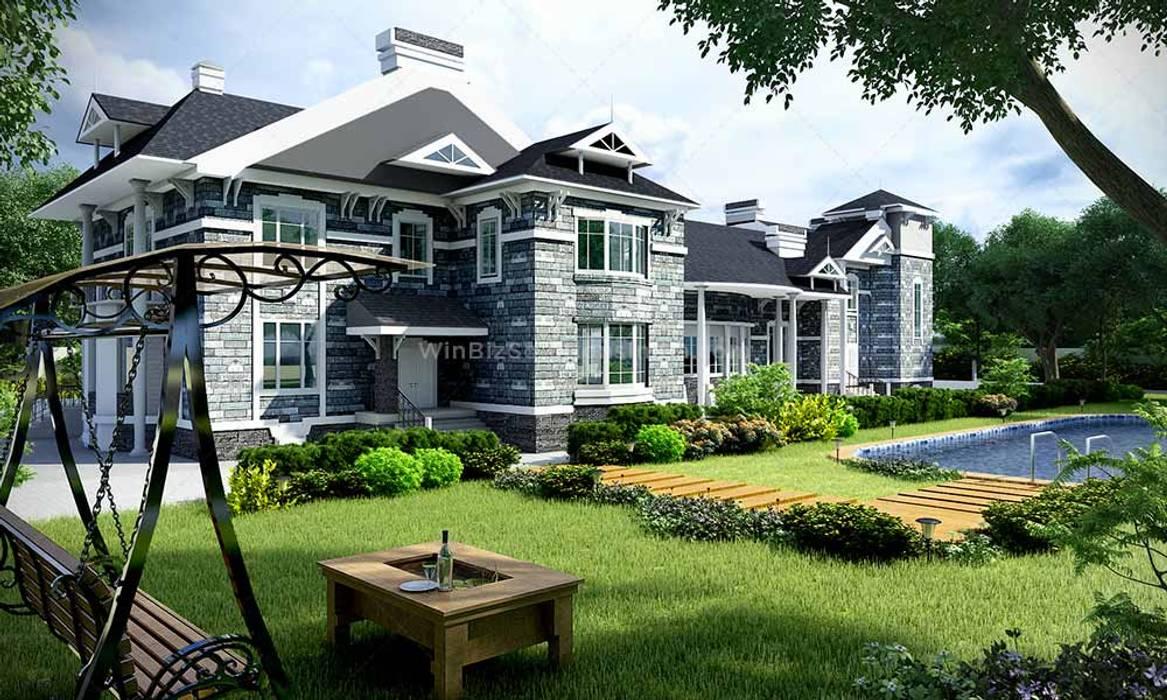 3D exterior design by winbizsolutions