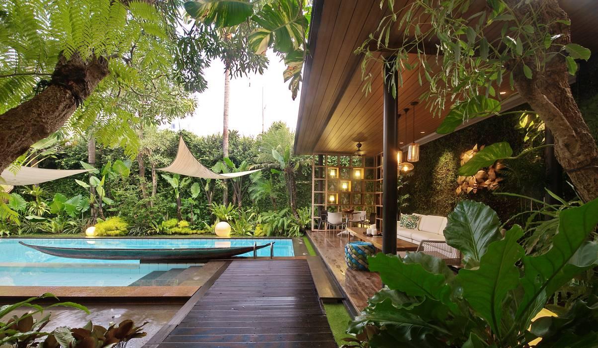 Balcones Y Terrazas Tropicales De Bobos Design Tropical Homify