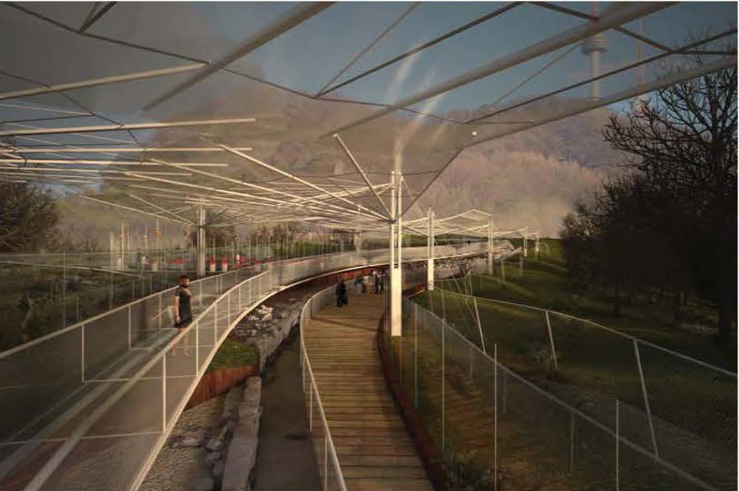 남산 한양도성 유적 박물관: 건축일상의