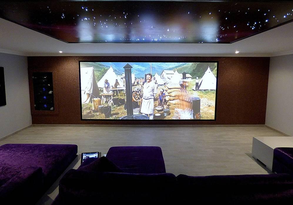 Projection Dreams / CUSTOM CINEMA 360 LDA Електроніка MDF Фіолетовий / фіолетовий