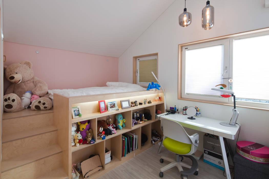 자녀 침대: 위드하임의  아이 방