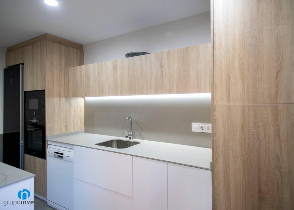 Muebles de cocina: cocinas integrales de estilo de grupo inventia ...