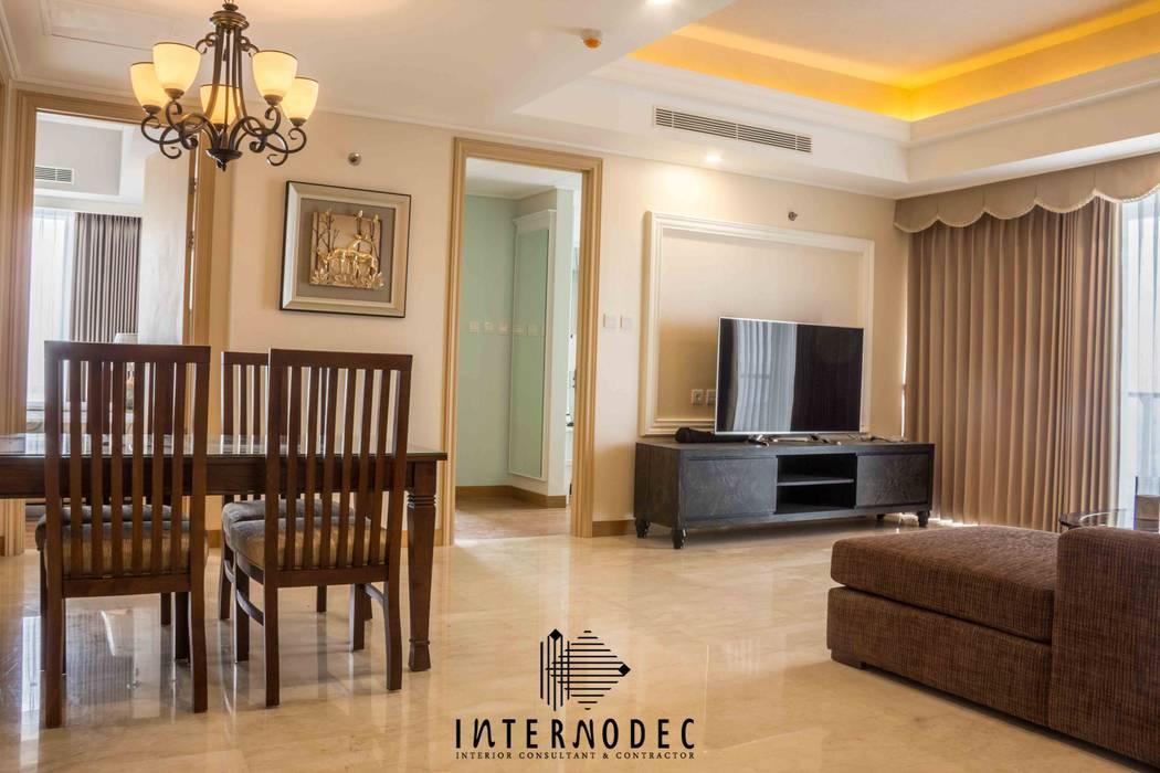Ruang Makan:  Ruang Makan by Internodec