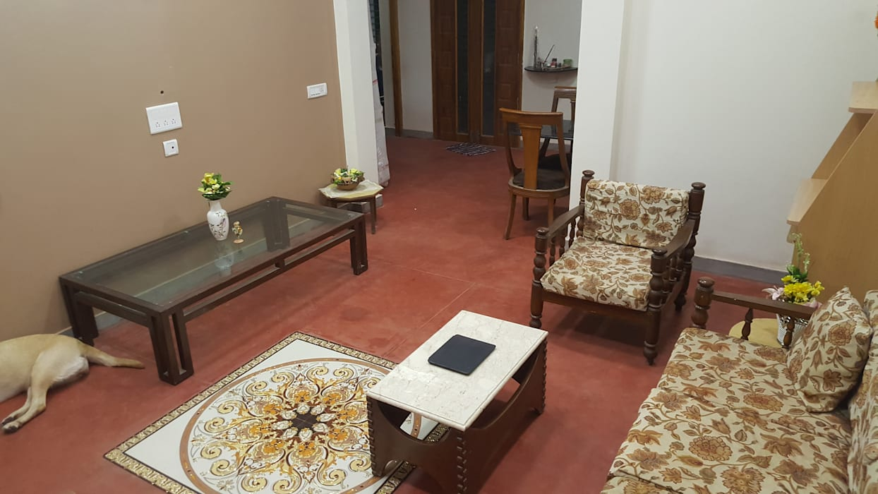 RETIERMENT HOME AT KANCHIPURAM by One Brick At A Time Minimalist