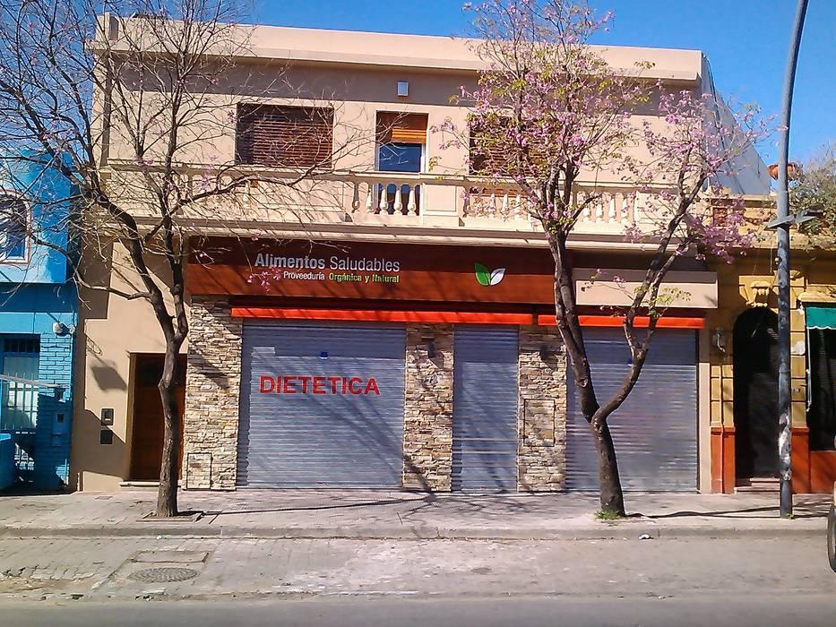 rustic  by Faerman Stands y Asoc S.R.L. - Arquitectos - Rosario, Rustic