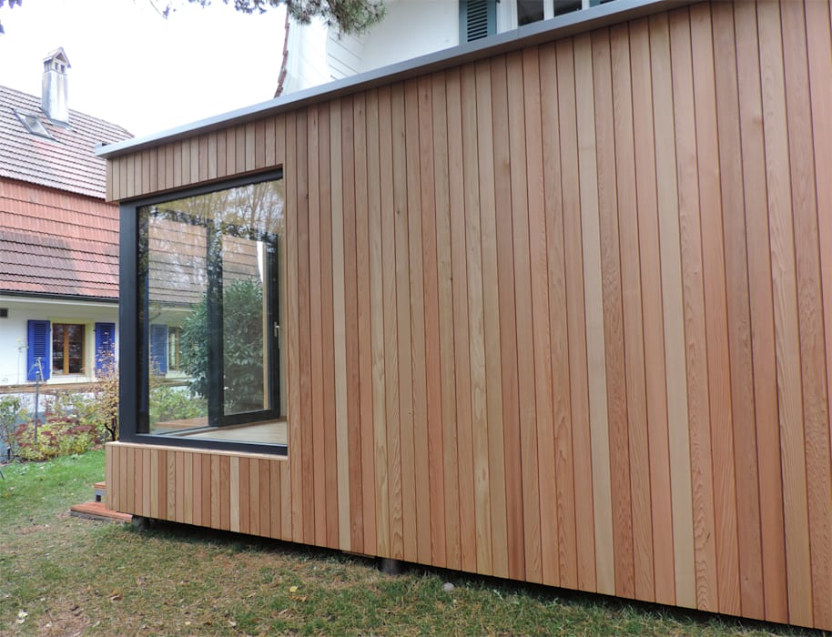 Ecospace Italia srl Prefabricated home Wood