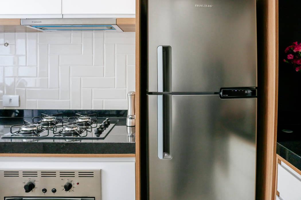 Cocinas de estilo industrial de ARAMADO arquitetura+interiores Industrial