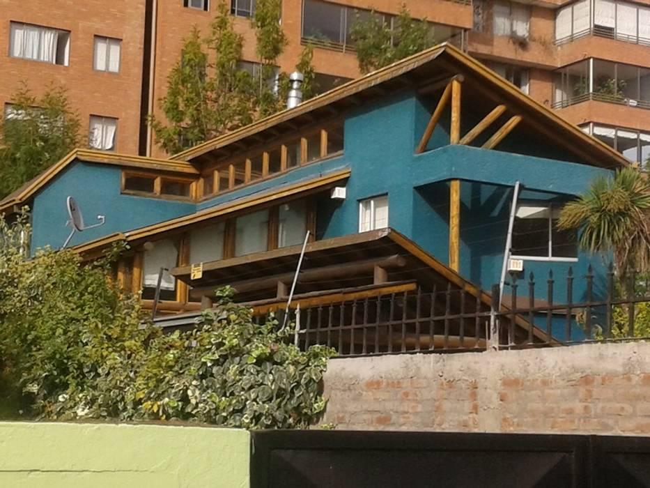 Prefabricated home by eco cero