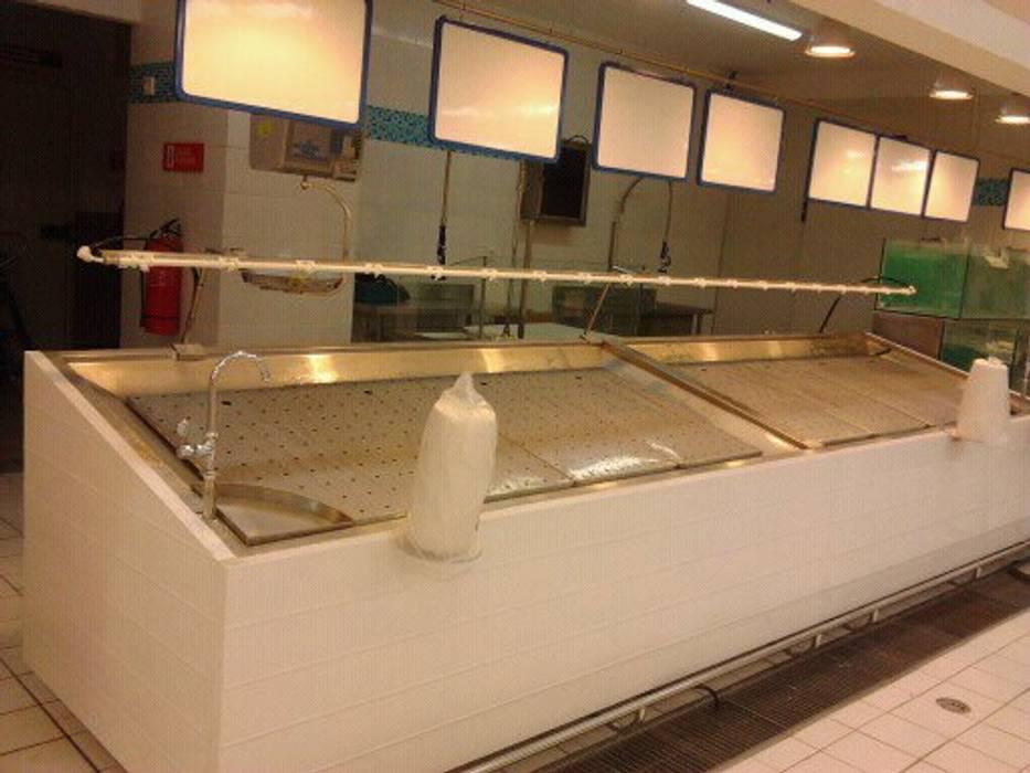Winkelcentra door Intercon Advansindo