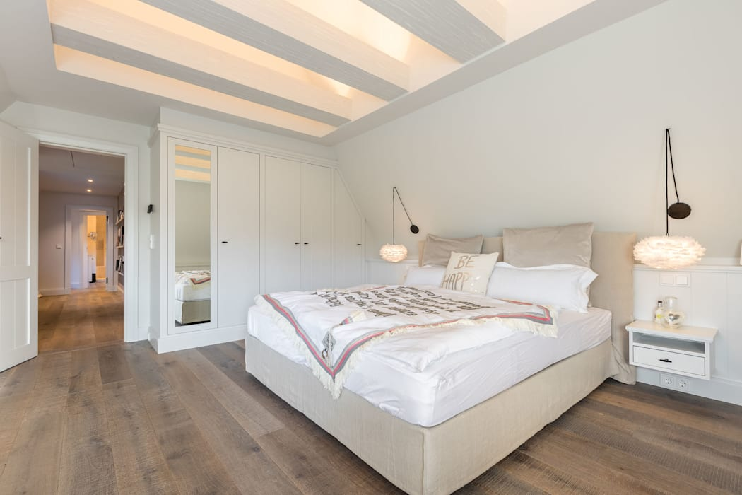 Cuartos de estilo rural de Home Staging Sylt GmbH Rural