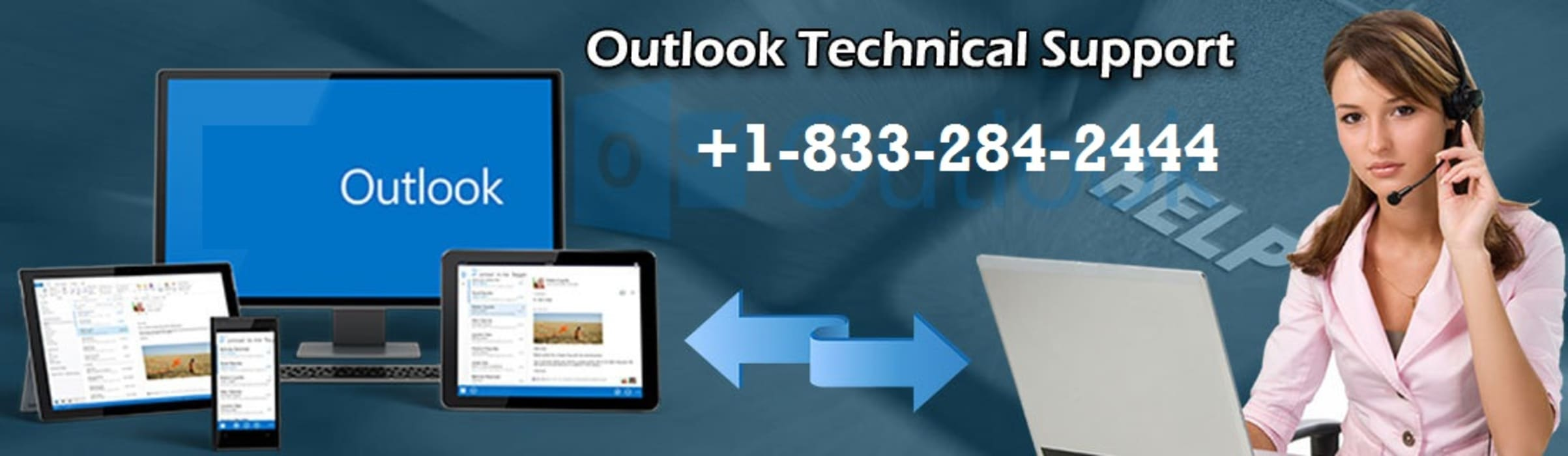 For Resolving Errors 1-(833)284-2444 Outlook Customer Service by anabelsmith.988