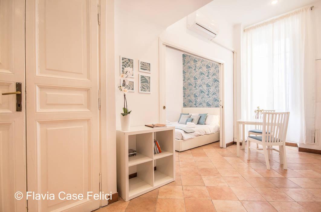 Chambre moderne par Flavia Case Felici Moderne
