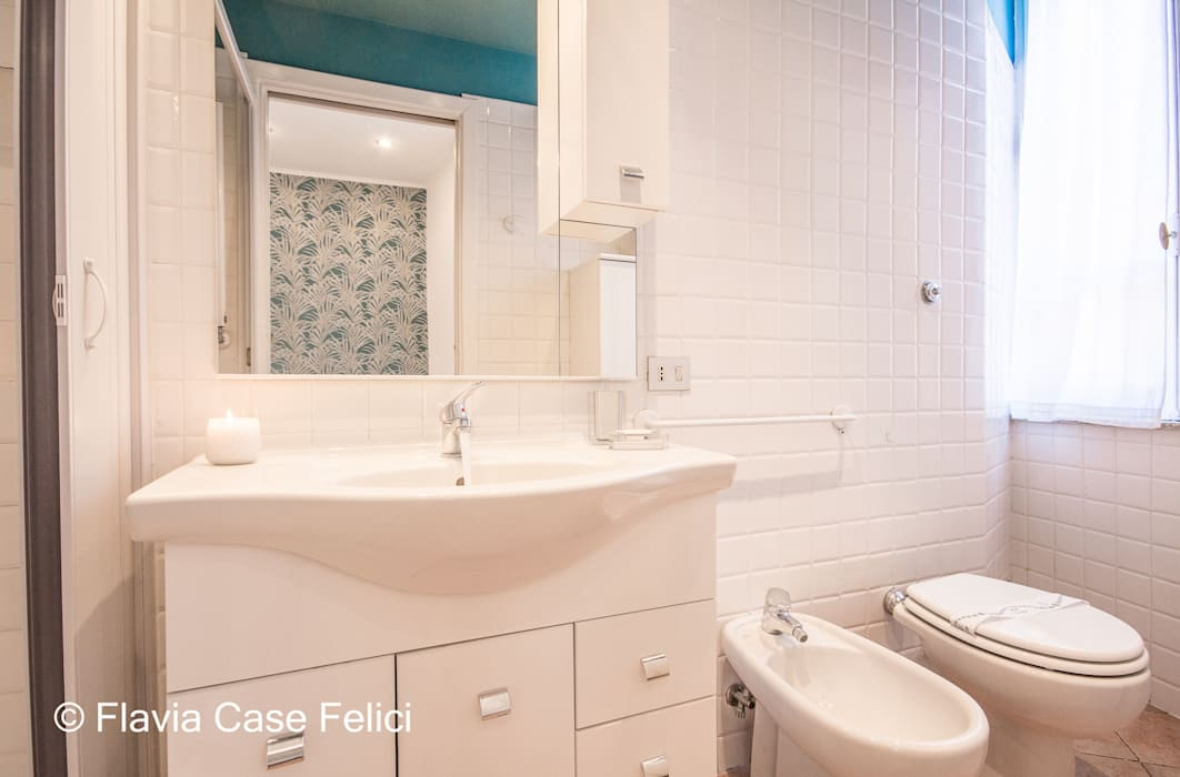 Flavia Case Felici Salle de bain moderne