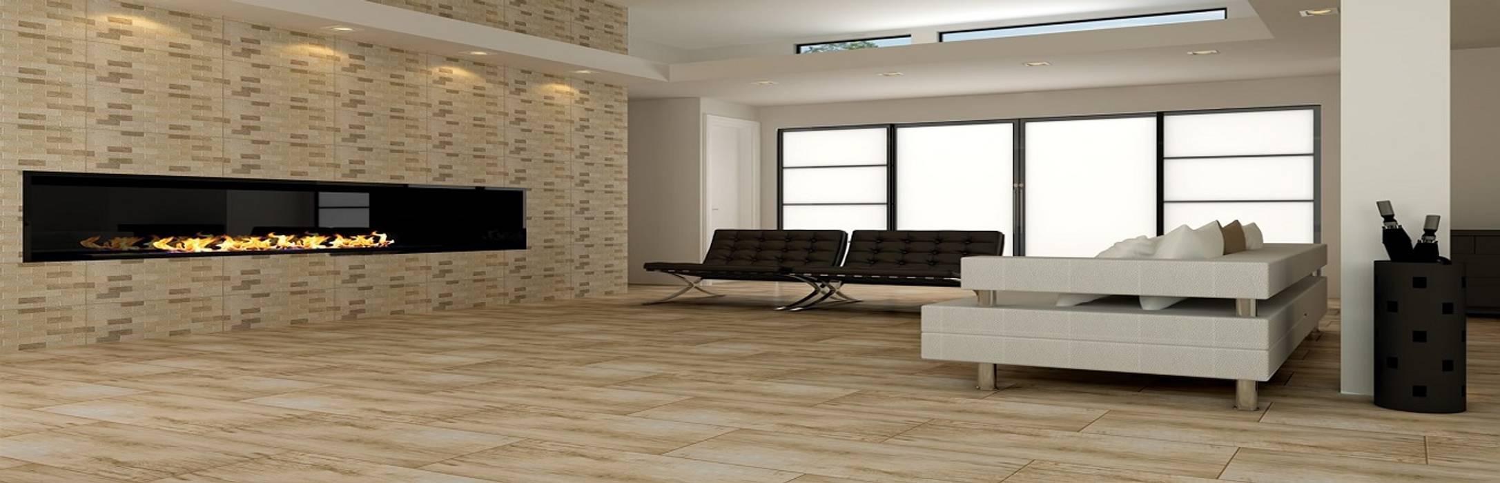 Porcelain Floor Tiles From india by Tiles Carrelage Pvt. Ltd. Asian