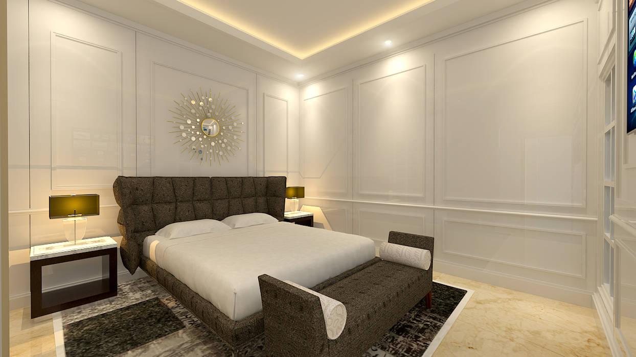 Dormitorios clásicos de Arsitekpedia Clásico