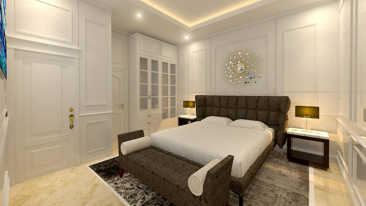 Arsitekpedia Dormitorios clásicos