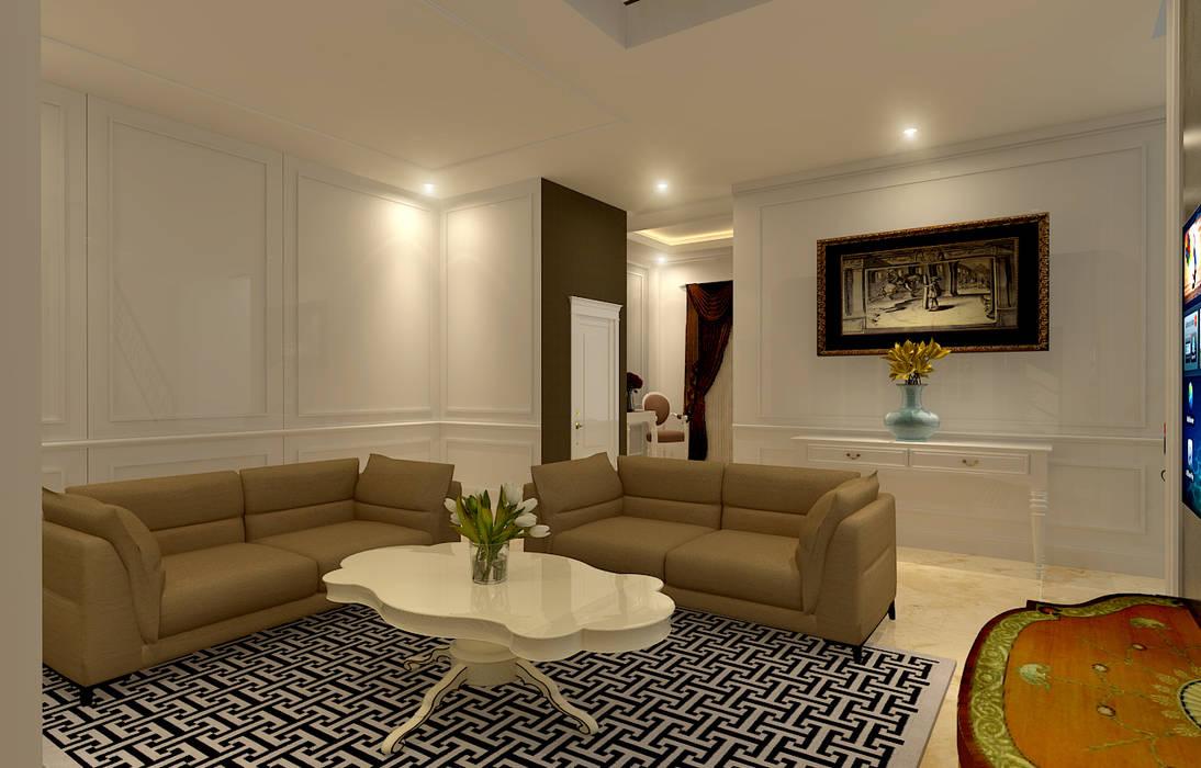 Living room by Arsitekpedia, Classic