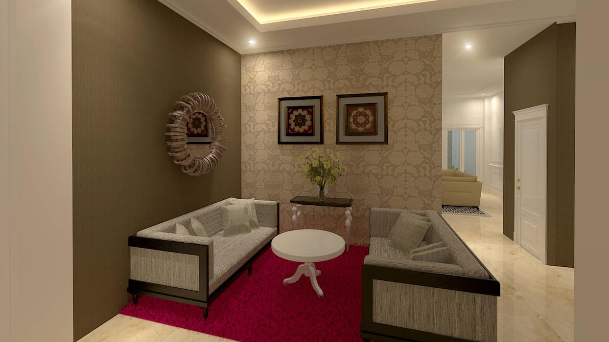 Salon de style  par Arsitekpedia,
