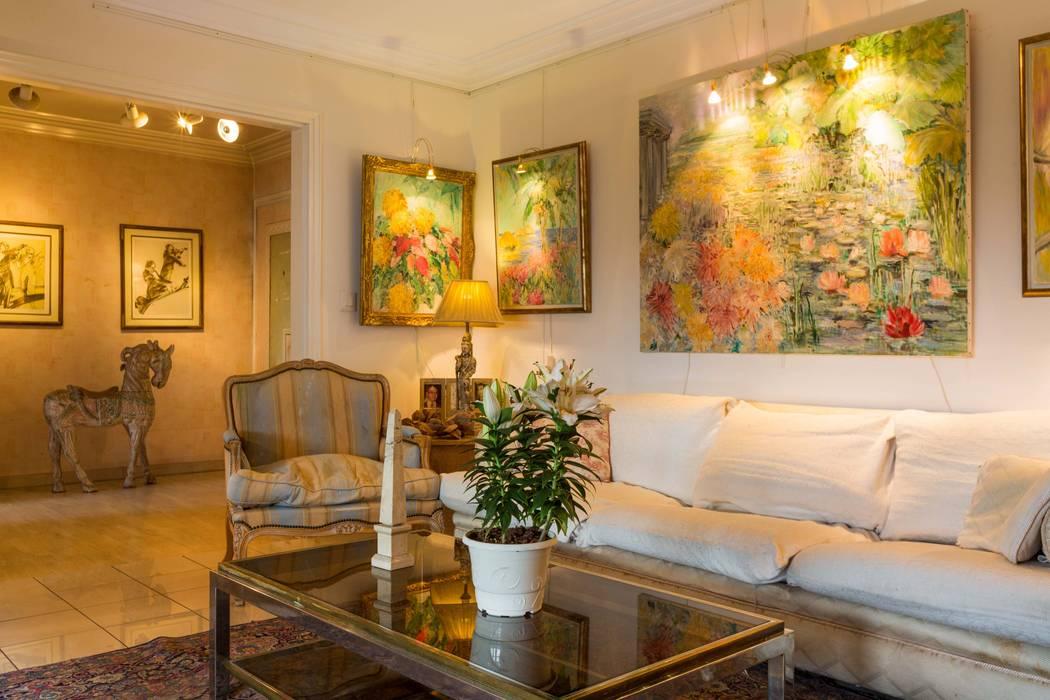 Annecy salon classique par hakim-landoy classique bois effet ...