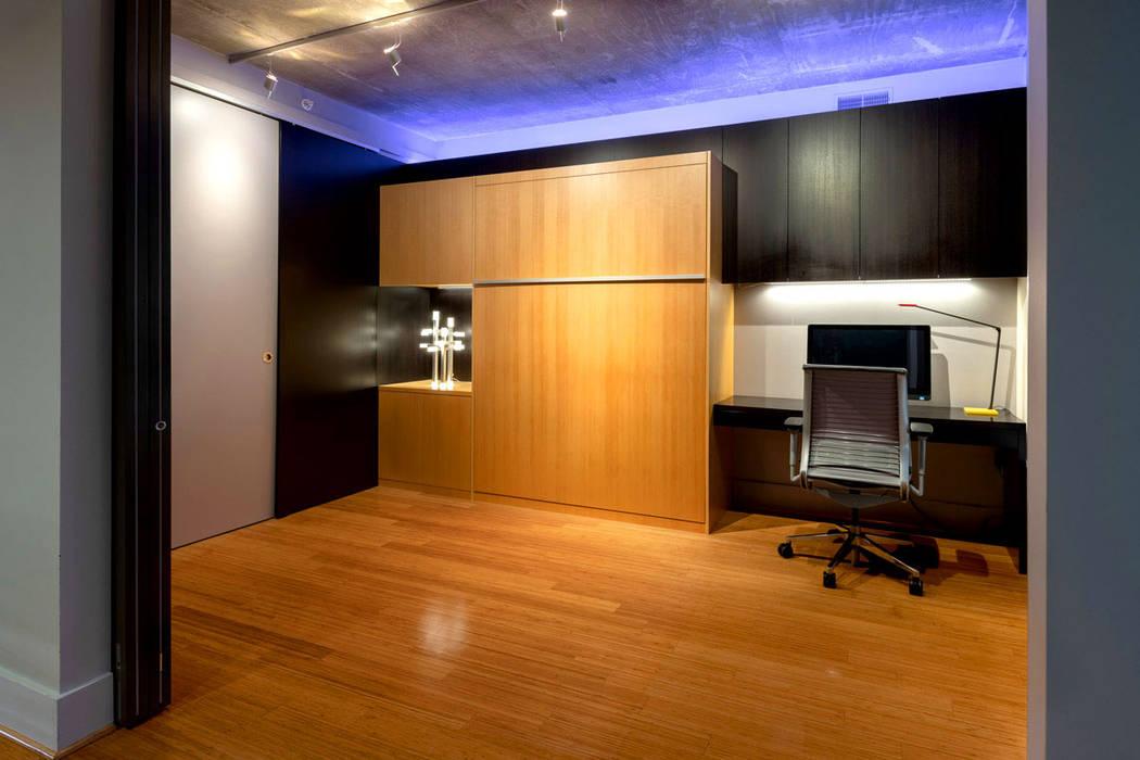 Oficinas de estilo moderno de KUBE Architecture Moderno