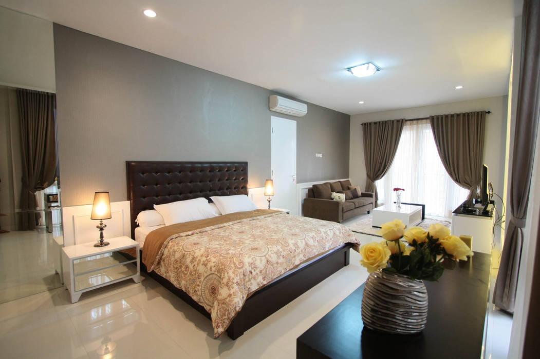 Schlafzimmer von Exxo interior